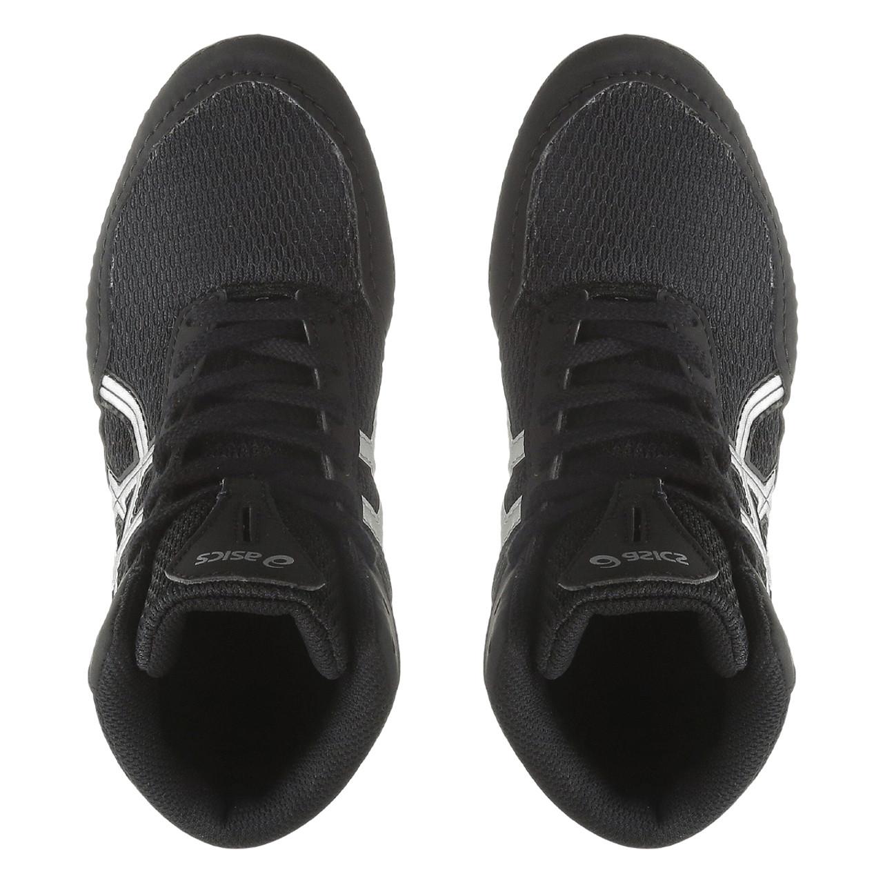 Asics Matflex 5 GS Junior Wrestling Shoes - Black 7a94f1ceb