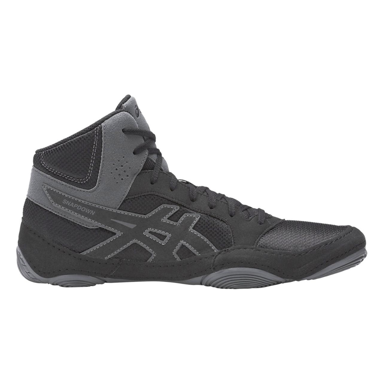 c21b0de85f7 Asics Snapdown 2 Men s Wrestling Shoes - Black
