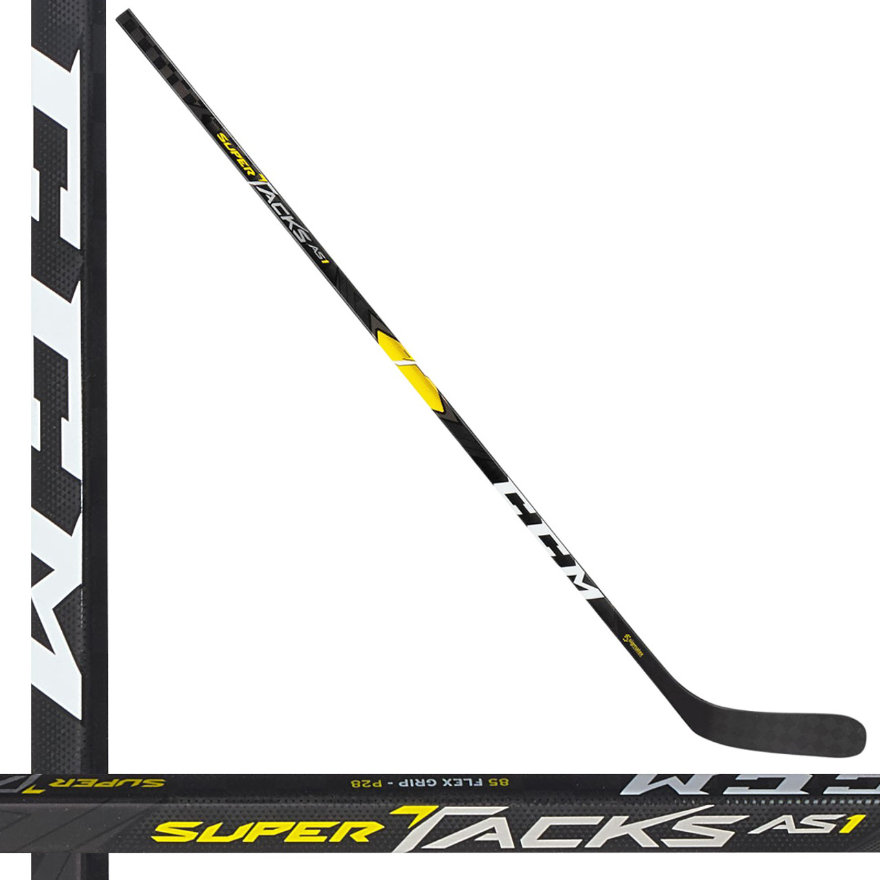 a5d03866f5c CCM Super Tack AS1 Intermediate Hockey Stick - everysportforless.com
