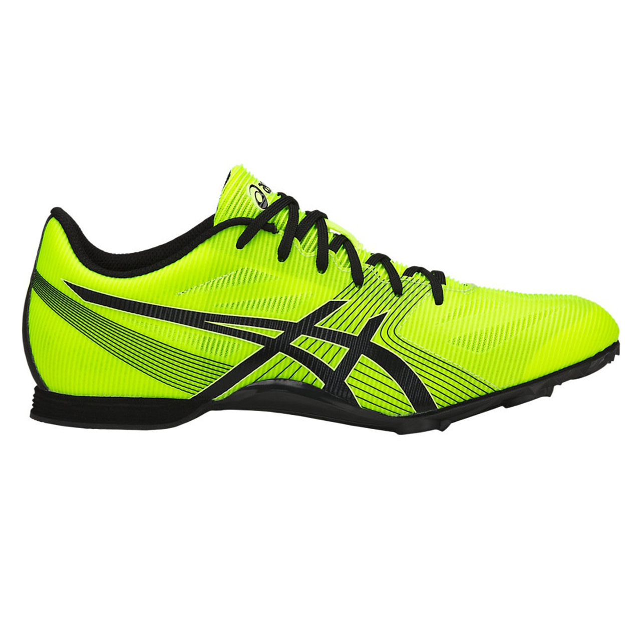 Asics Hyper MD 6 Men's Track and Field Shoes Yellow, Black