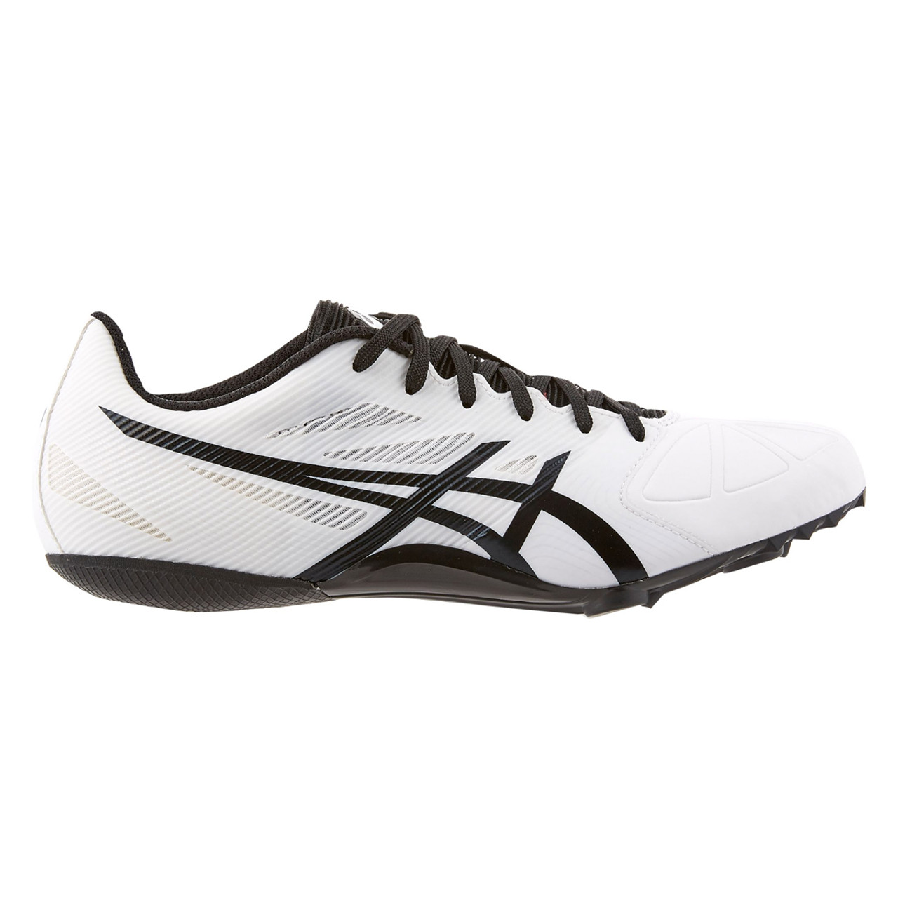 Asics HyperSprint 6 Men's Track and Field Shoes White, Black, Snow