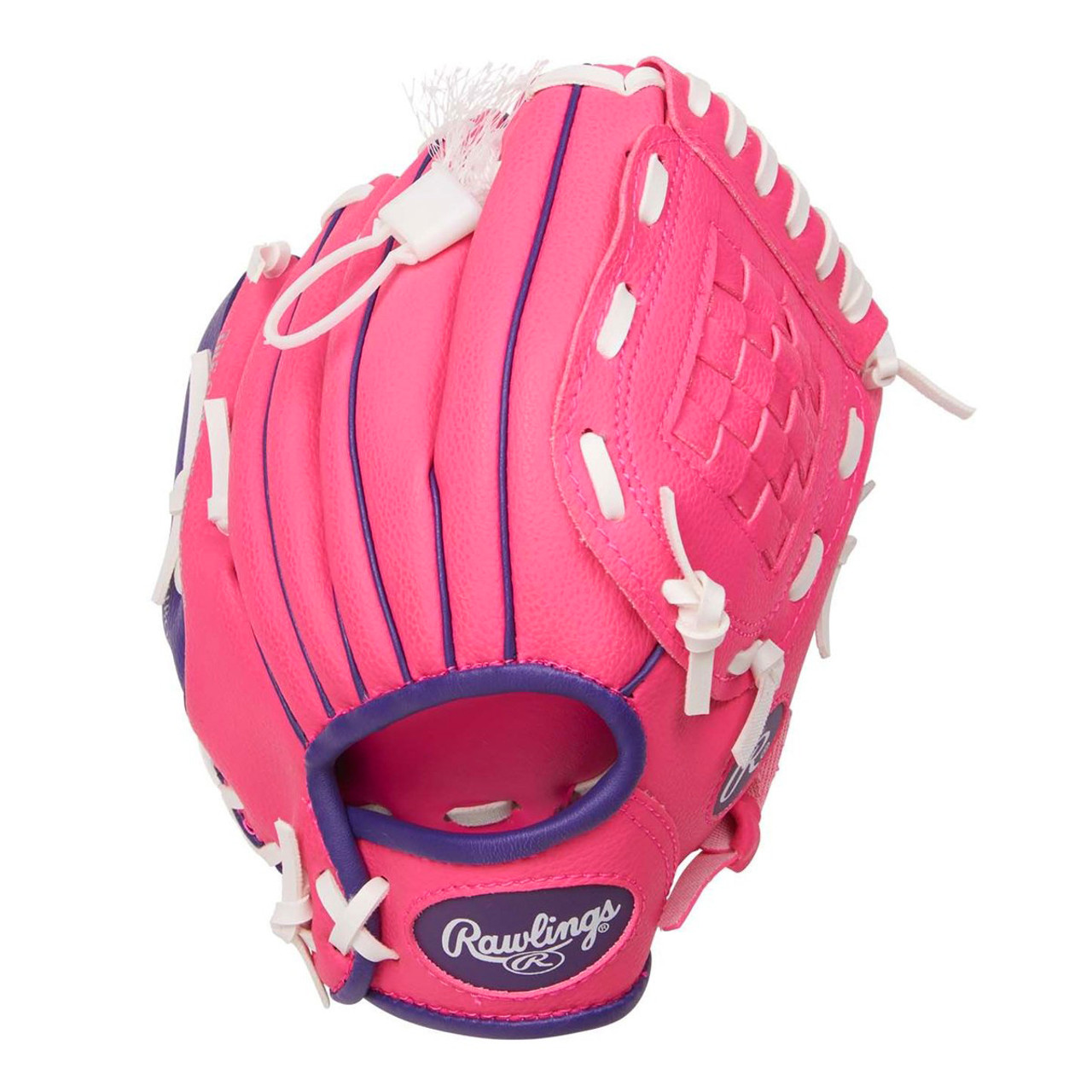 "Rawlings Players Series 9/"" Youth T-Ball Baseball Glove PL91SR Tee Ball Softball"