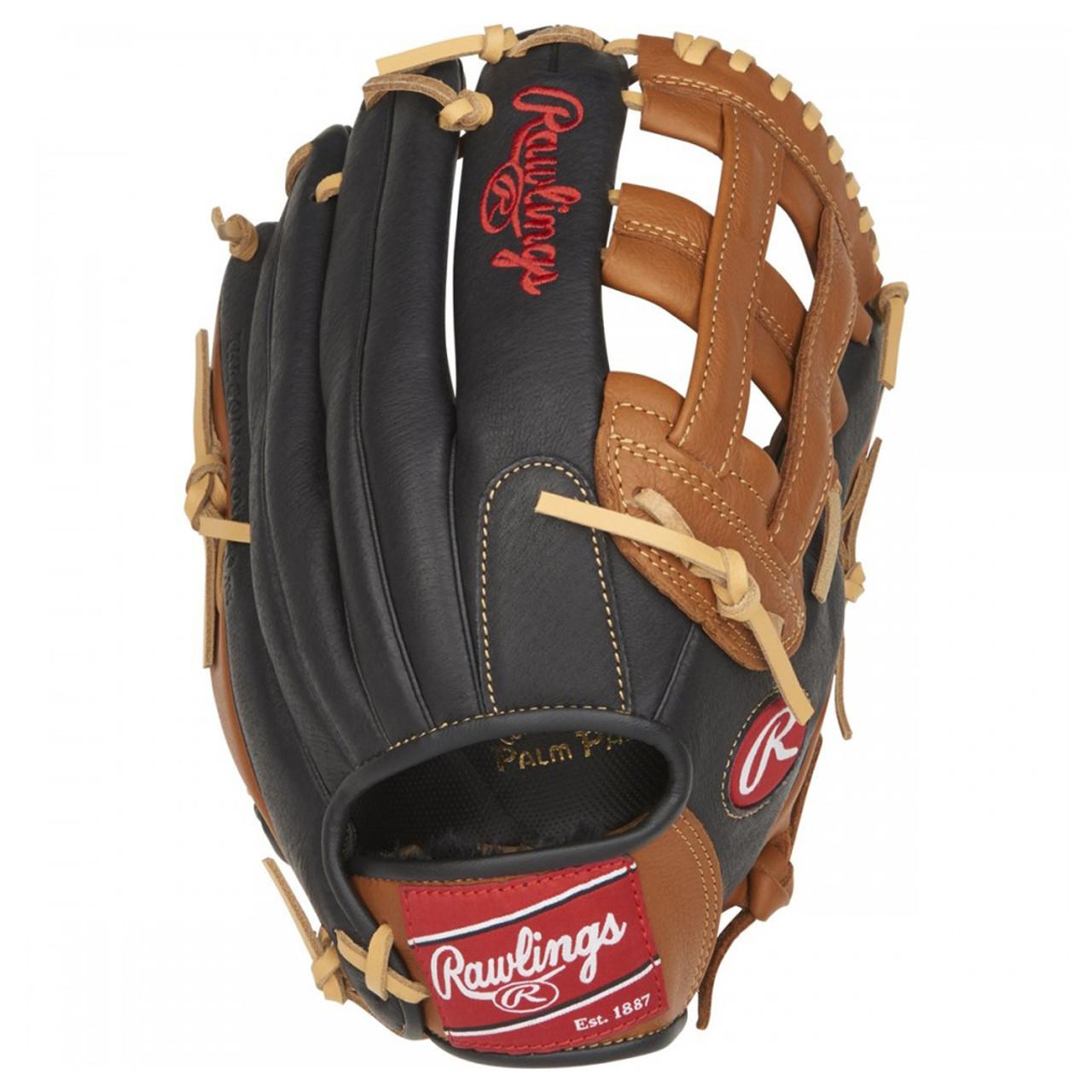 Black Rawlings Universal Protective Elbow Guard Adult Baseball Softball Gear
