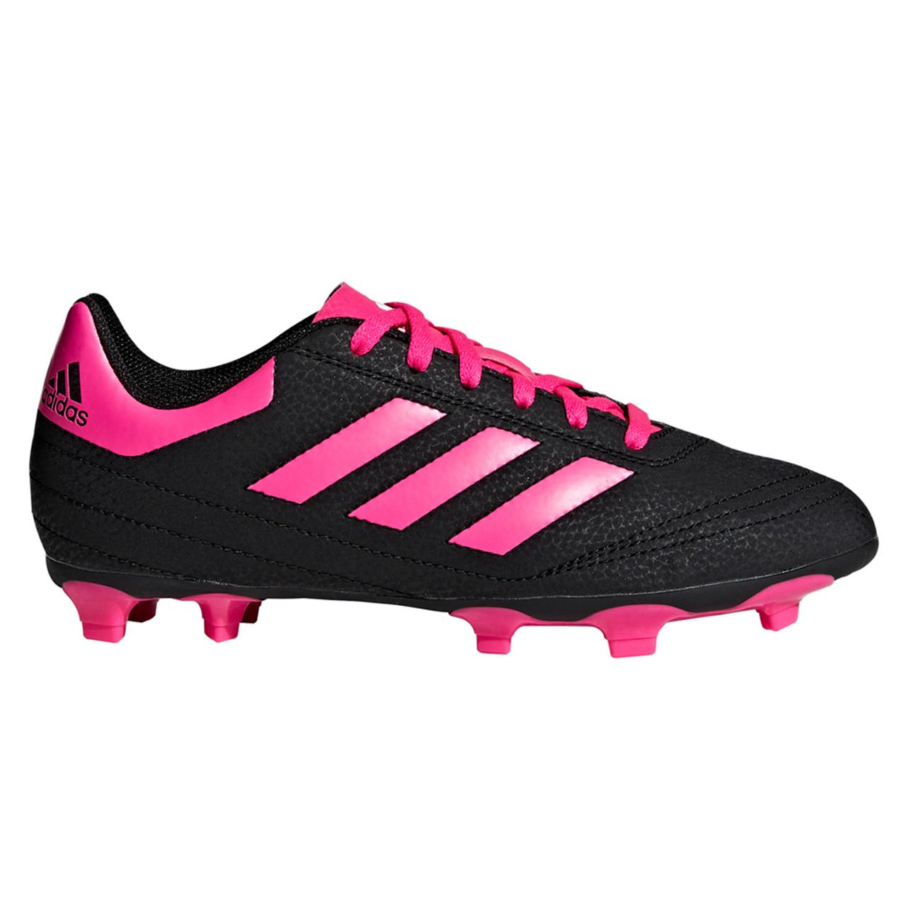 5abb9396cf0 Adidas Goletto VI FG Junior Youth Soccer Cleats G26368 - Black