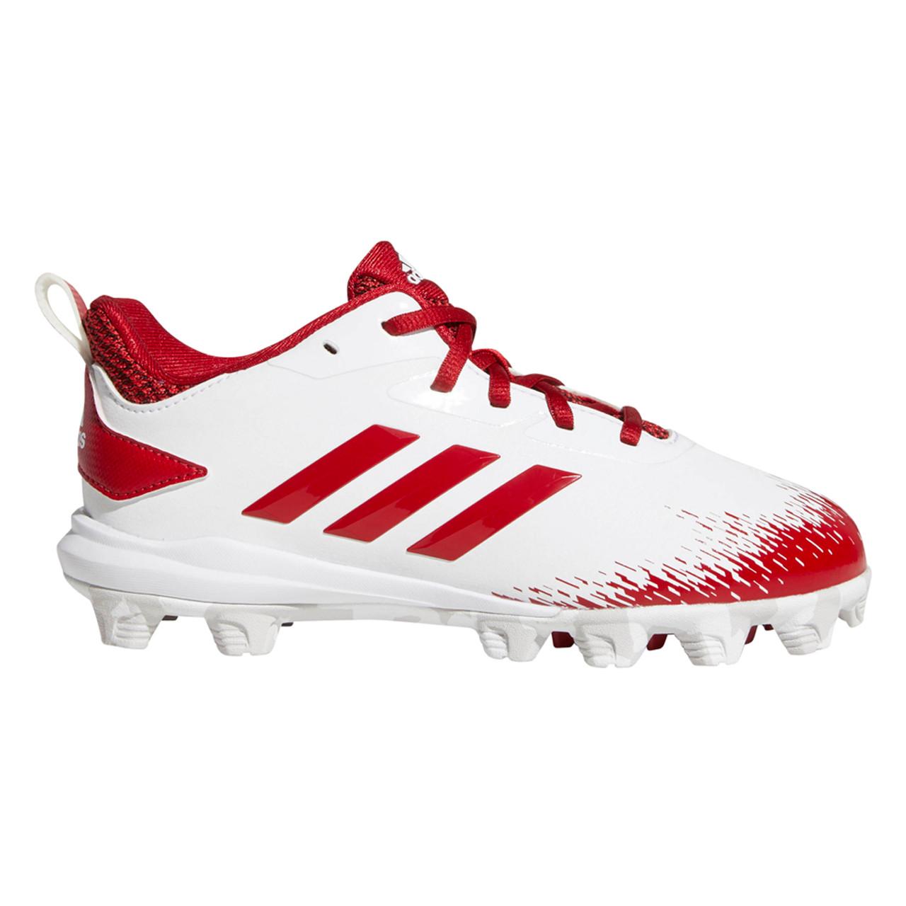 finest selection b14ab 3b252 Adidas Adizero Afterburner V MD Youth Baseball Cleats CG5238 ...