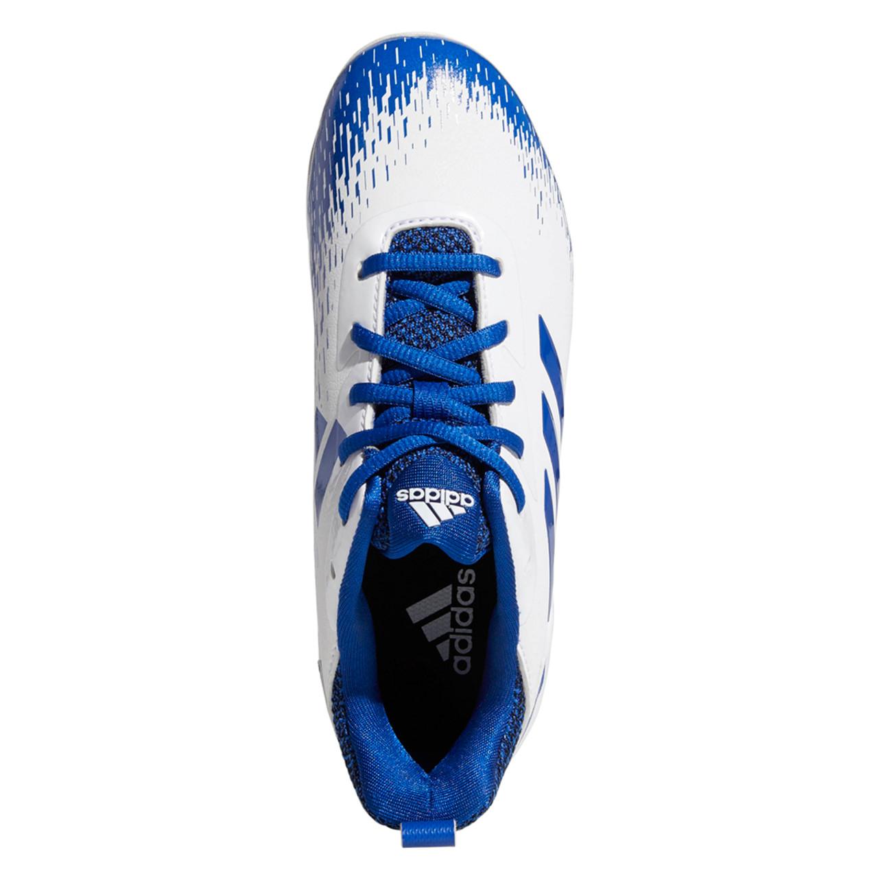 huge discount 55212 c224e ... Adidas Adizero Afterburner V MD Youth Baseball Cleats CG5239 ...
