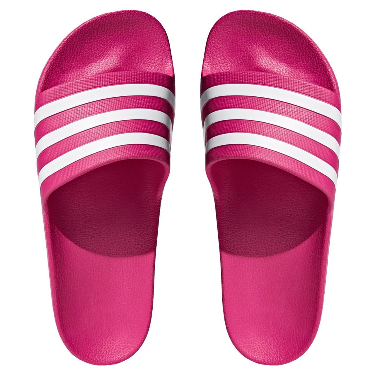 4e908954b994e3 Adidas Adilette Aqua Women s Sandals G28716 - White