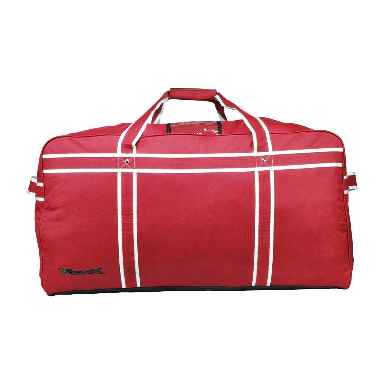 1caadfd7e6e Tron TronX Pro Hockey Travel Bag - Red - everysportforless.com