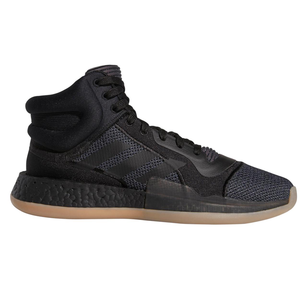 0e5e65fb13751 Adidas Marquee Boost Men s Basketball Sneakers BB9300 - Gray