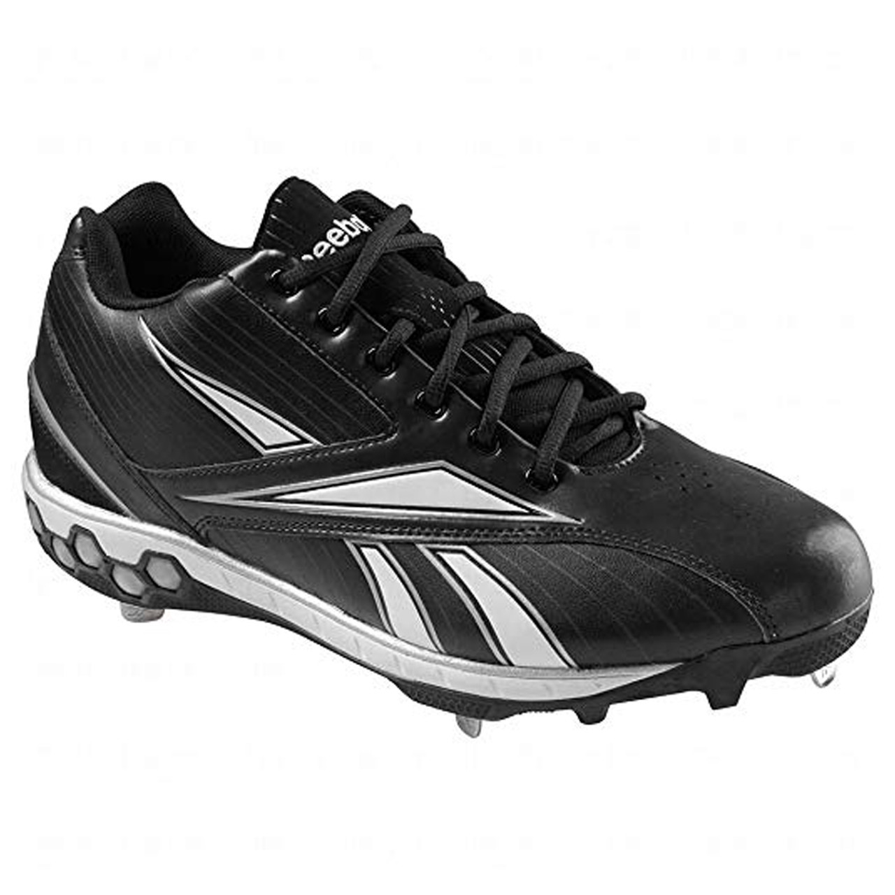 0275eaa1c864 ... Reebok High & Tight Mid Hex Metal Men's Baseball Cleats. For Less