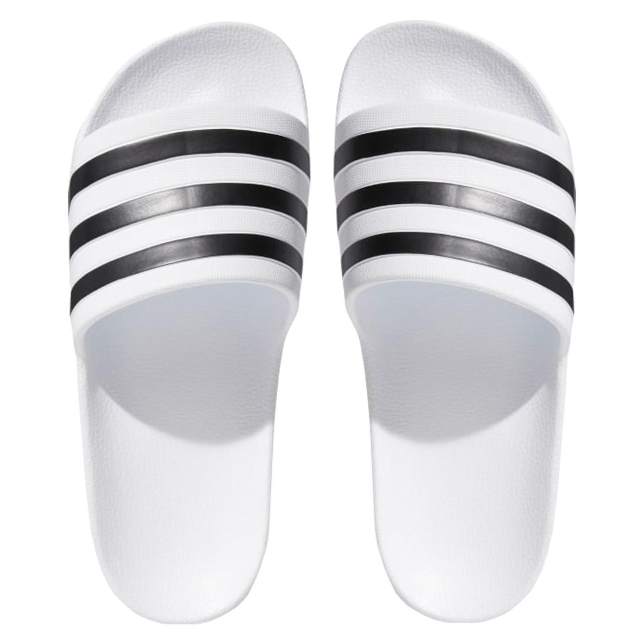 40ddce34e Adidas Adilette Aqua Women's Sandals G28719 - White, Black
