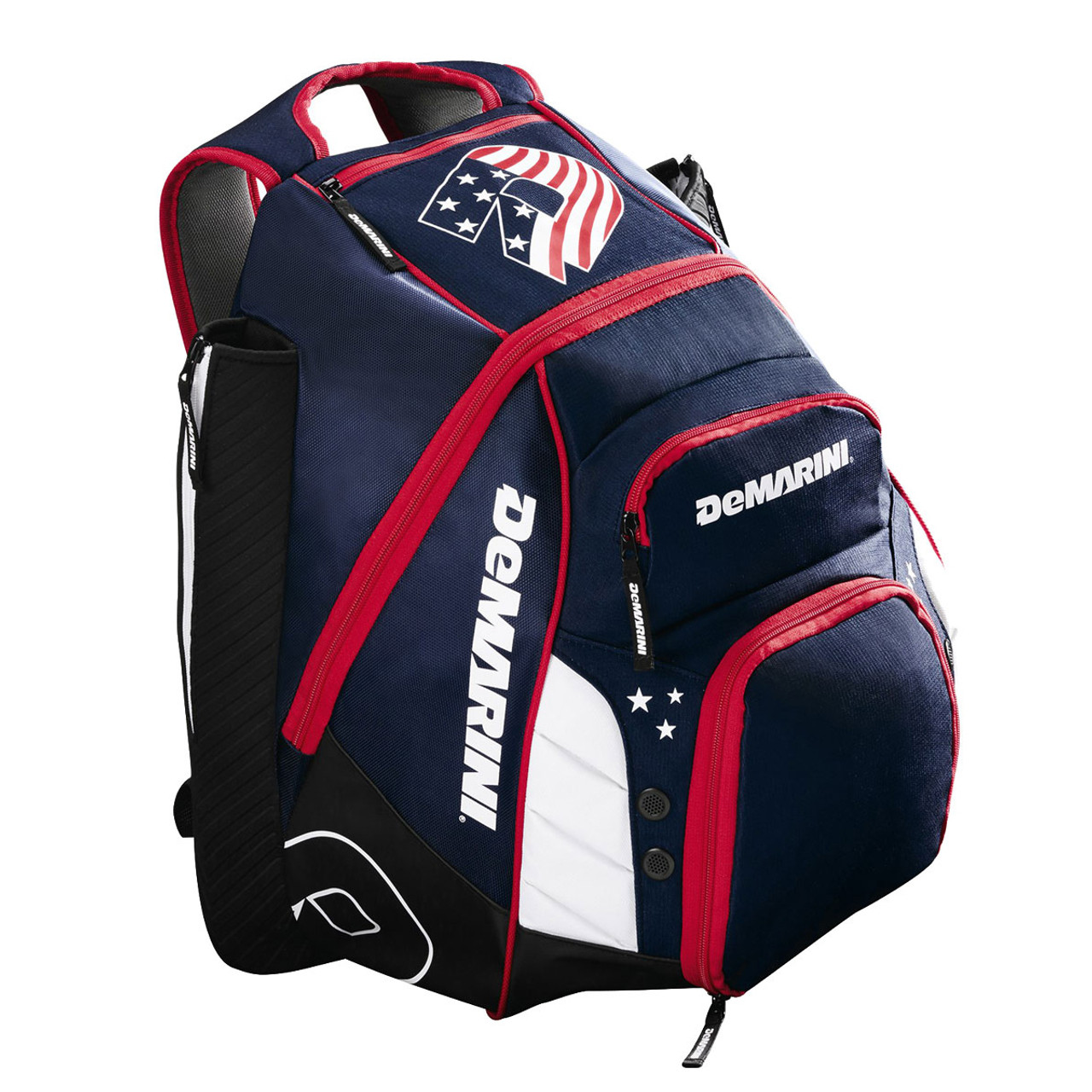 05e714ee6228 Demarini Voodoo Rebirth Baseball Bat Backpack - USA ...