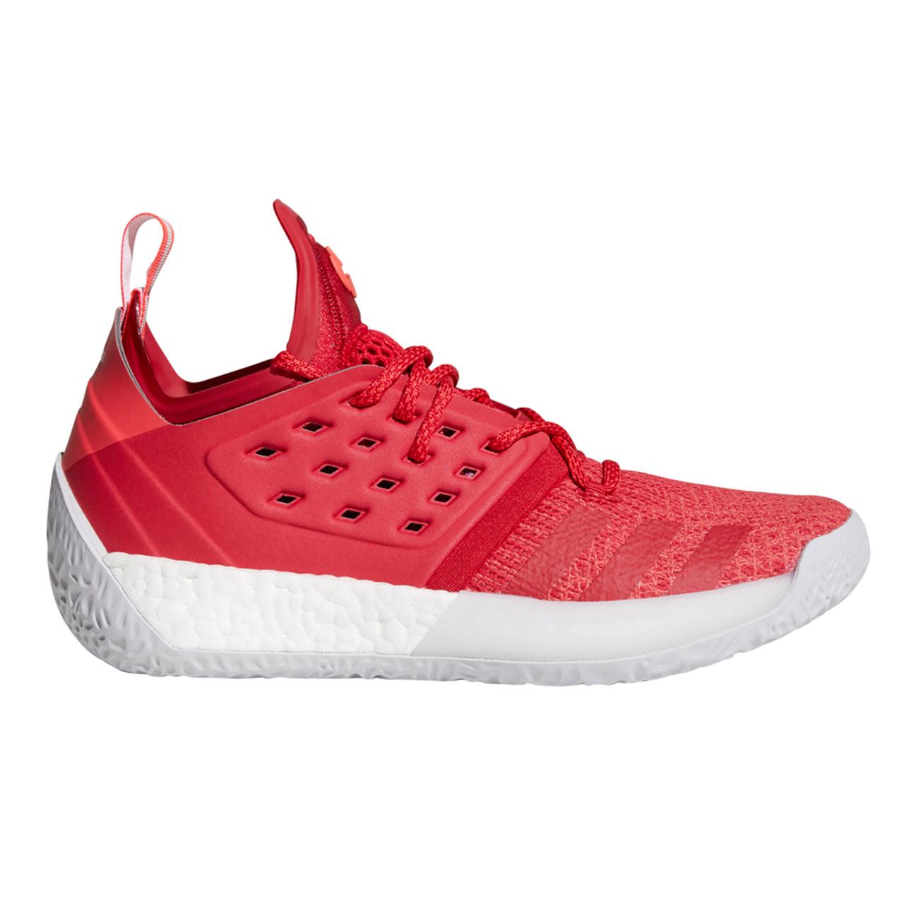 4ecac23605b9 Adidas Harden Vol. 2 Men s Basketball Sneakers BC1015 - Red