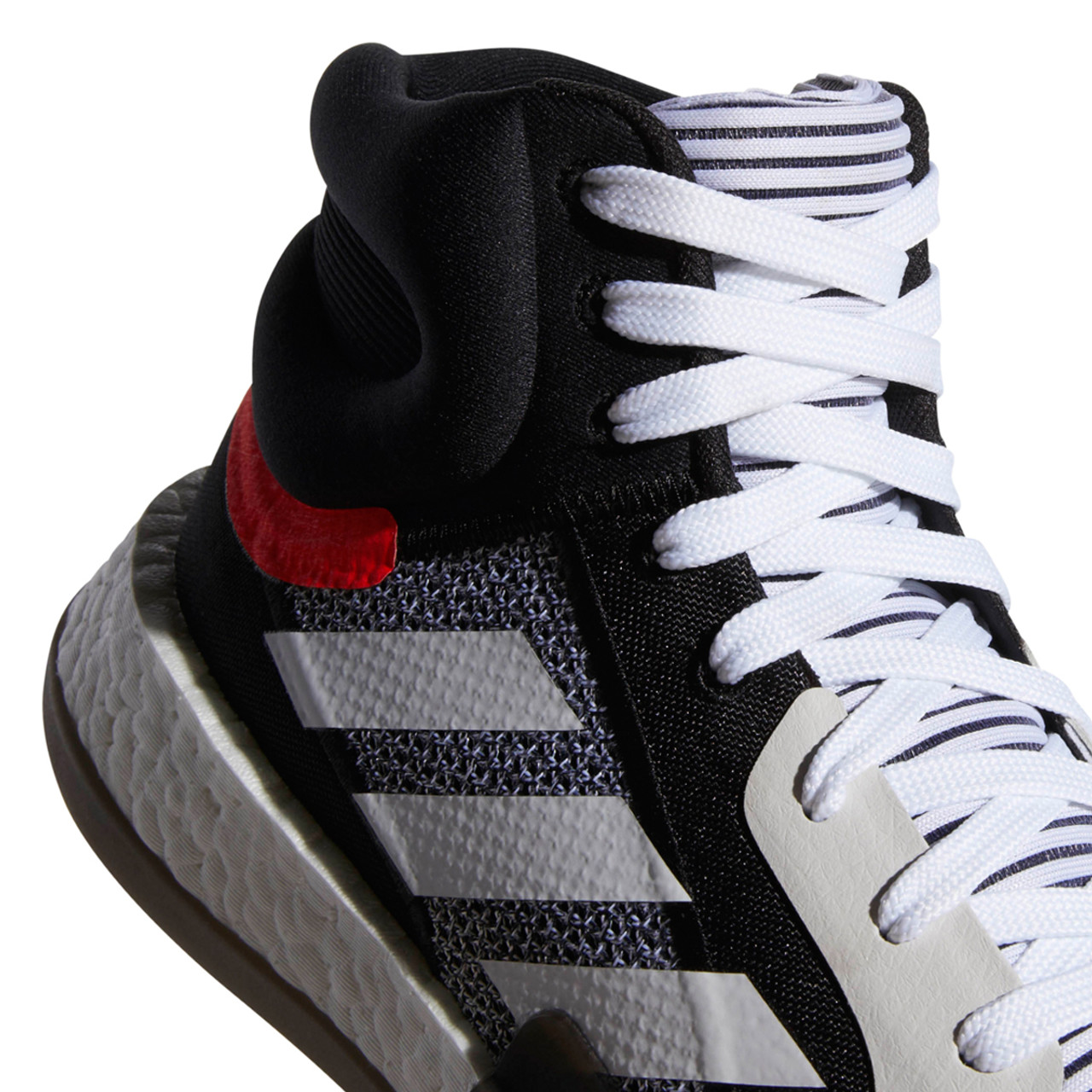 huge discount 41208 087e6 ... Adidas Marquee Boost Mens Basketball Sneakers BB7822 ...