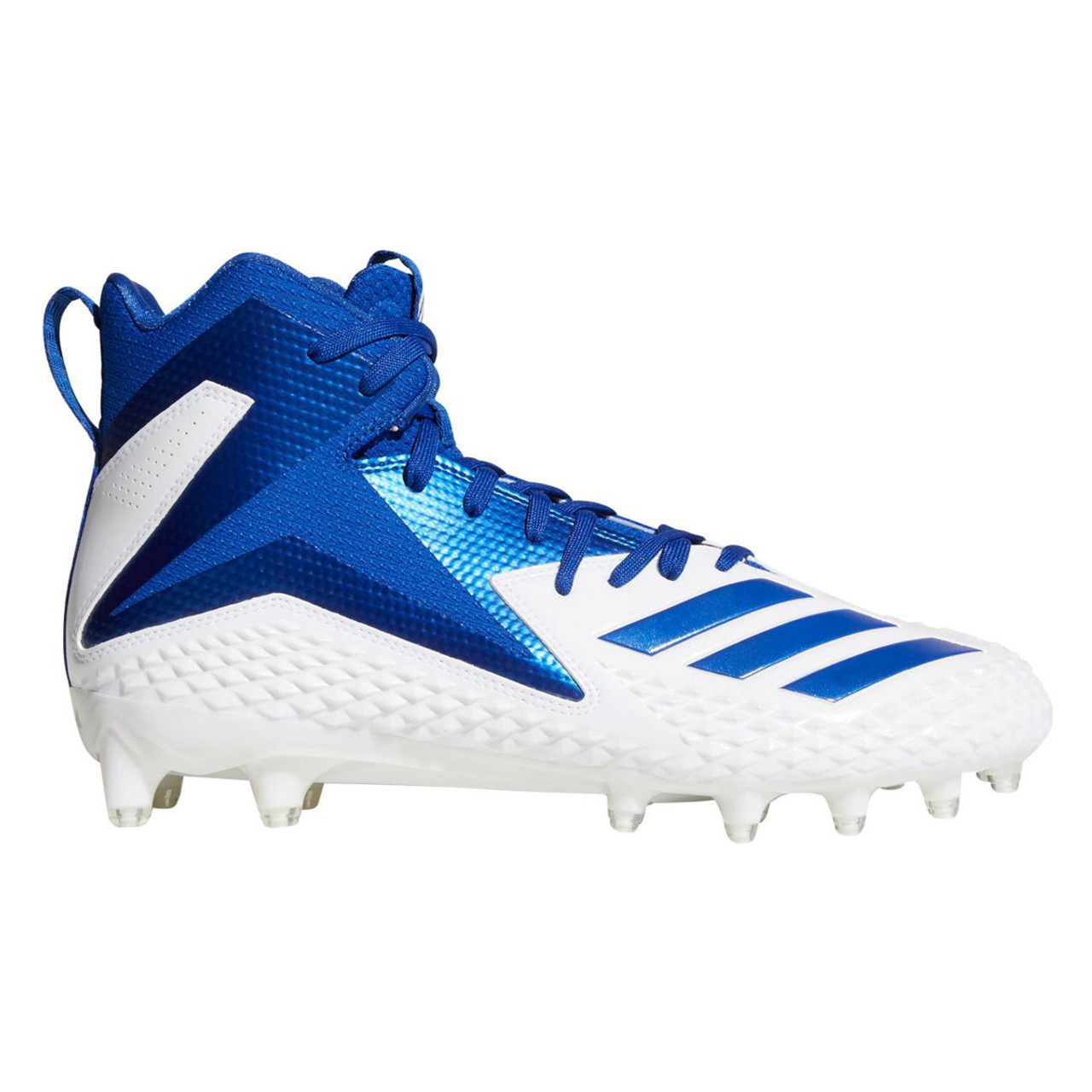 39ed563bc62 Adidas Freak X Carbon Mid Men s Football Cleats DB0566 - White ...