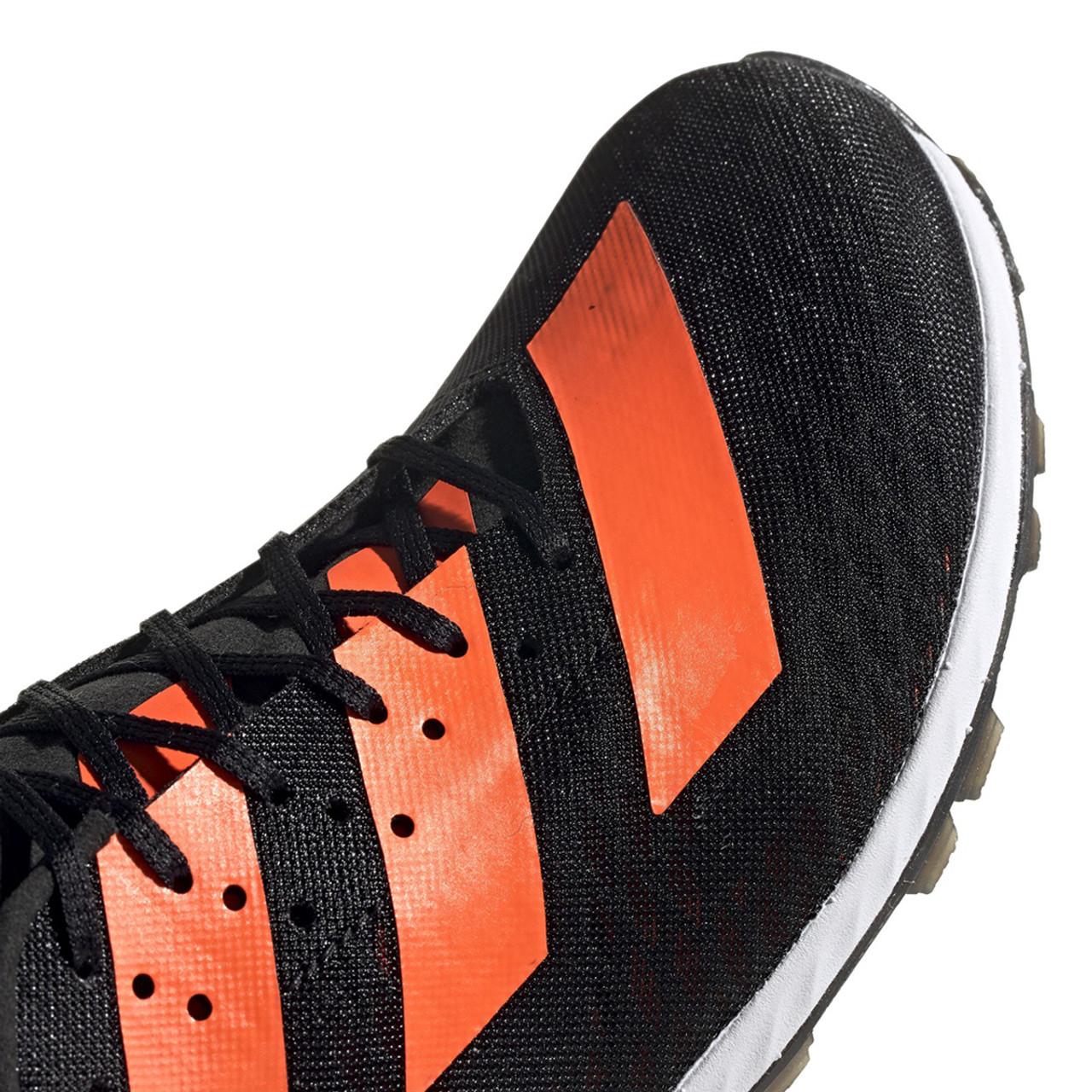 Adidas XCS 6 Men's Track Shoes B23479 Black, Green, White