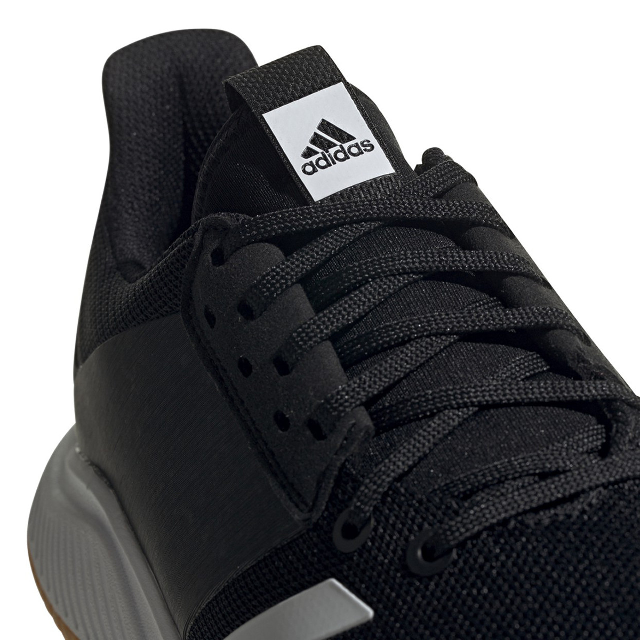 Adidas Crazyflight Team Women's Volleyball Shoes D97701 Black, White, Gum
