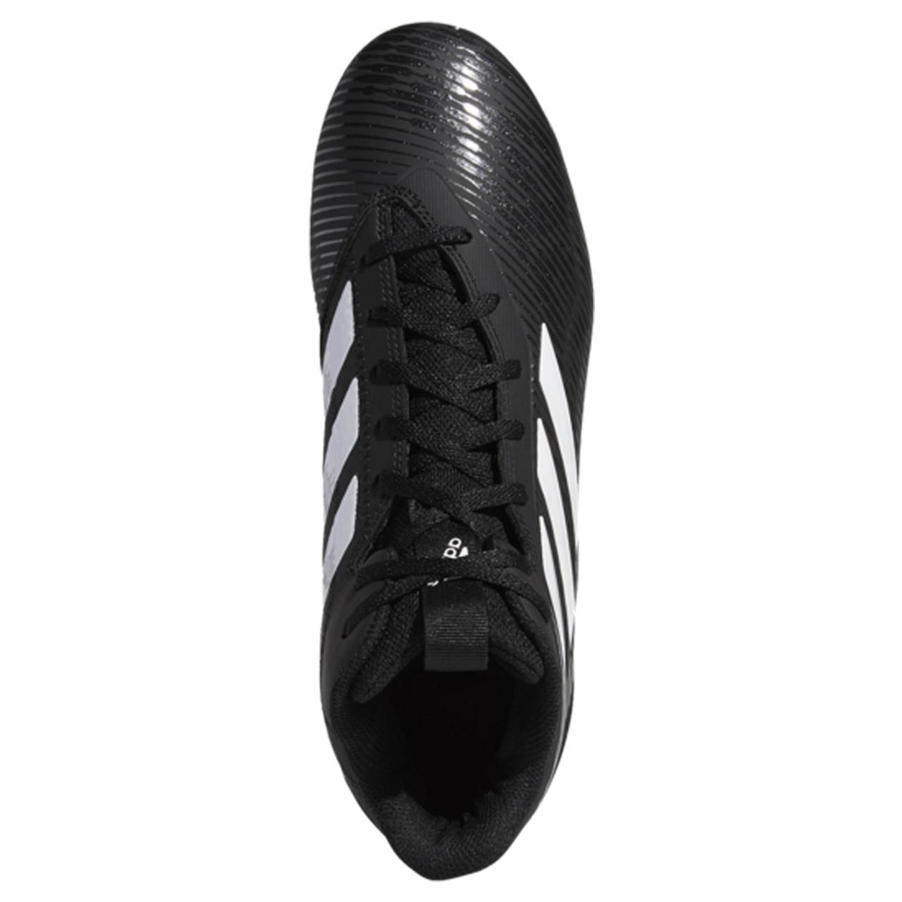 Details about Adidas Turf Hog LX Low Senior Football Cleats Size 6.5 BlackTitanium G67096