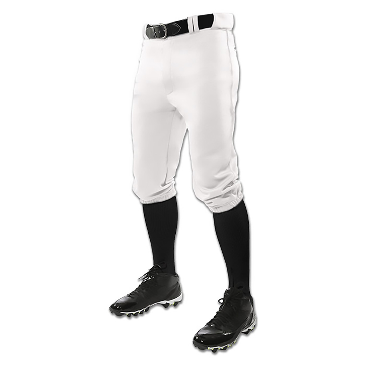 Champro Triple Crown Open Bottom Youth Boys Baseball Pants Adjustable BP9UY