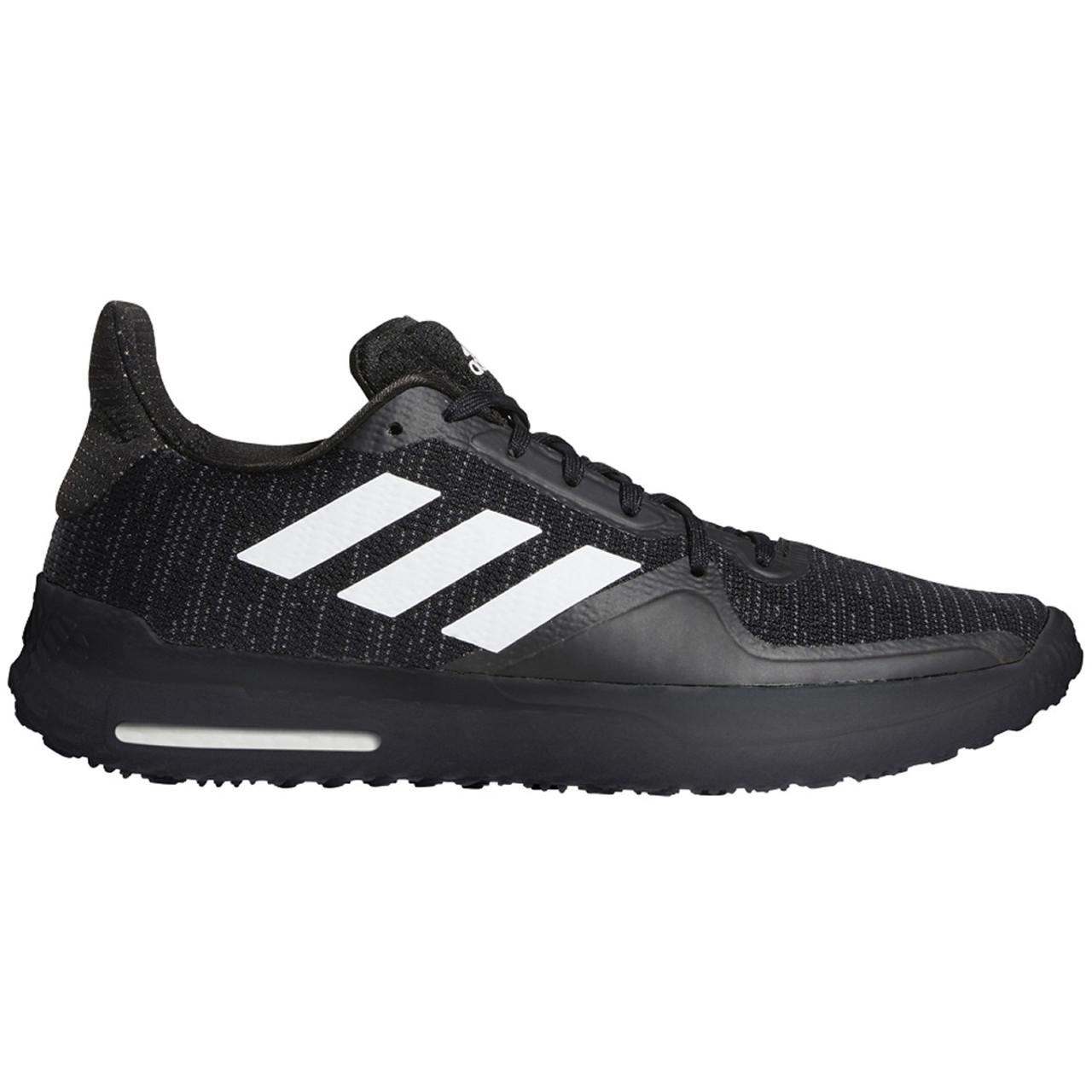adidas FitBoost PR Men's Trainer Running Sneakers EE4581 - Black, White, Grey
