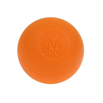 Mylec Official Street Hockey Ball - Orange