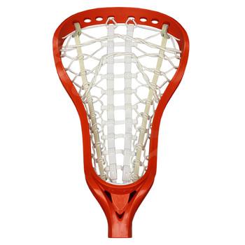 Brine Dynasty Womens Strung Lacrosse Head - Orange