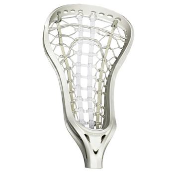 Brine Dynasty Women's Strung Lacrosse Head - White