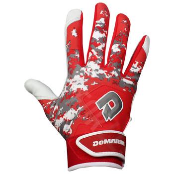 Demarini Digi II Camo Senior Baseball Batting Gloves