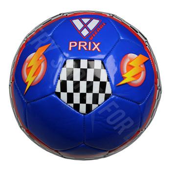 Vizari Prix Soccer Ball - Blue
