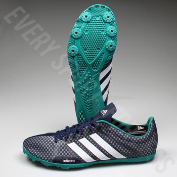 official photos 80b4e d0a1f ... Adidas Adizero Ambition 3 Mens Track Running Spikes AQ5592