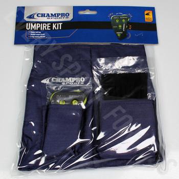 Champro Baseball / Softball Umpire Kit - Navy