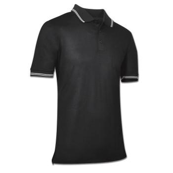 Champro Baseball / Softball Umpire Polo Shirt - Black