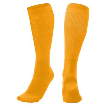 Champro Adult Multi-Sport Sock - Gold