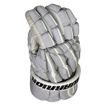 "Warrior Regulator 2 Reflect Senior Lacrosse Gloves 13"" - Silver"