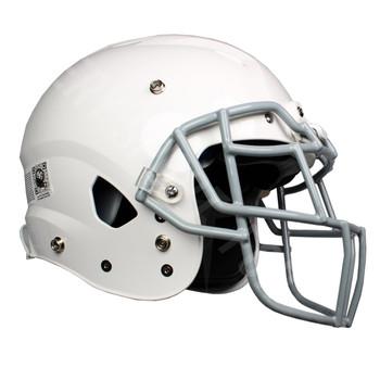 Schutt Varsity Vengeance Pro Senior Football Helmet - White - V-EGOP-II-TRAD Mask