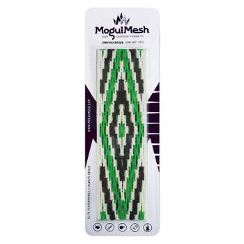 Mogul Mesh 15mm Wax Infused Semi Soft Lacrosse Mesh - Invader