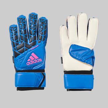 Adidas Ace FS Replique Goal Keeper Soccer Gloves AZ3685 - Blue, Pink