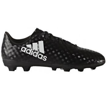 Adidas X 16.4 FxG Junior Soccer Cleats BB1045 - Black, White
