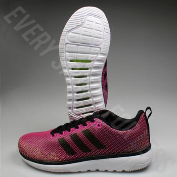 buy online d74ce d9cb7 ... Adidas CloudFoam Super Flex Womens Running Shoes AW4207