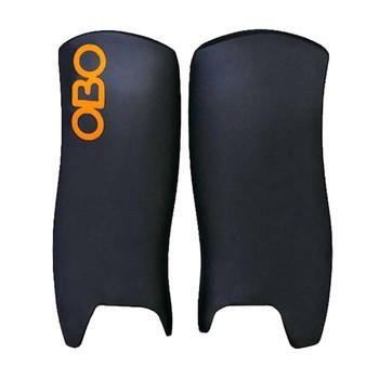 OBO Cloud Senior Field Hockey Goalie Leg Guards - Black