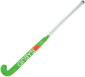 Grays 500i Composite Adult Goalie Field Hockey Stick - Lime, Orange