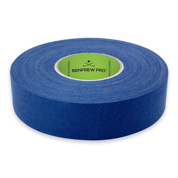 Renfrew Blue Cloth Hockey Tape - 24mm (1 Inch)