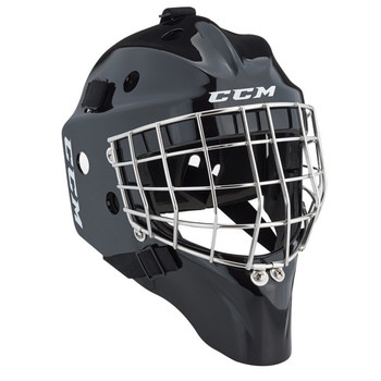 CCM GFL 1.5 Hockey Goalie Helmet - Black
