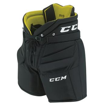 CCM Premier R1.5 Junior Hockey Goalie Protective Pants HPGR1.5 - Black