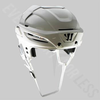 Warrior Covert PX+ Senior Hockey Helmet - White