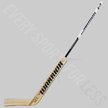 "Warrior Swagger Woody Senior Wooden Goalie Ice Hockey Stick Left Hand 26"""