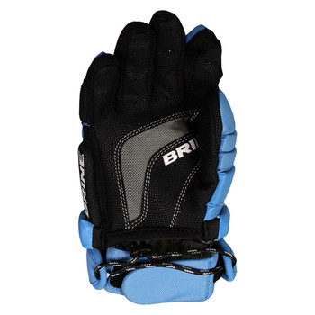 Brine King Superlight 2 Lacrosse Gloves - Carolina Blue