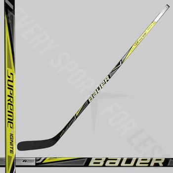 Bauer S17 Supreme S160 S Ignite SMU Intermediate Ice Hockey Stick