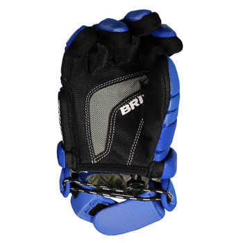 Brine King Superlight 2 Lacrosse Gloves - Royal