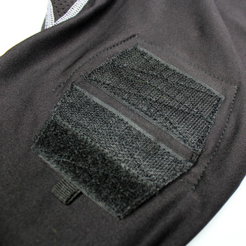 Sports Excellence Hockey SMU Compression Junior Jock Pant - Black, Grey